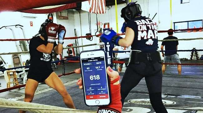 Hykso Wearable Punch Trackers Deliver Measurable Data to Help Boxers Improve Faster