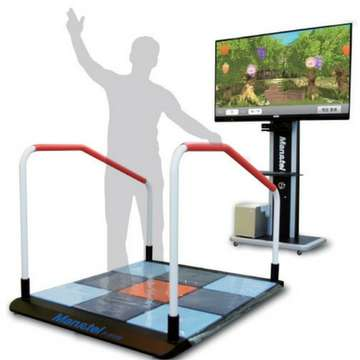 Man&tel Rehabilitation Technology Uses Games to Enhance Patients' Recovery